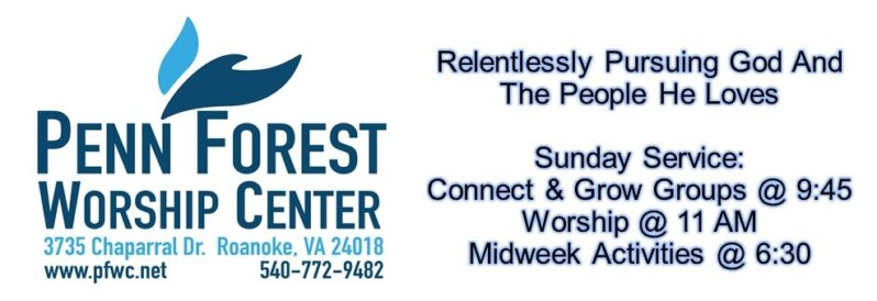 Penn Forest Worship Center- A Ministry of the Wesleyan Church